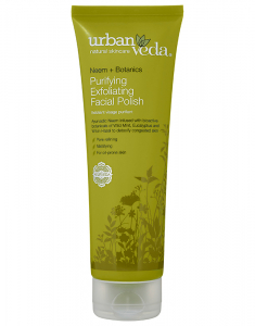 Purifying - Exfoliant curatare faciala cu extract de neem organic ten gras 5025042026851