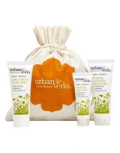 URBAN VEDA Purifying - Ritual Travel Set