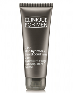 Clinique For Men 2in1 Skin Hydrator + Beard Conditioner 020714804534