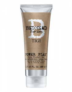 Gel Bed Head for Men Power Play Firm Finish 615908425826