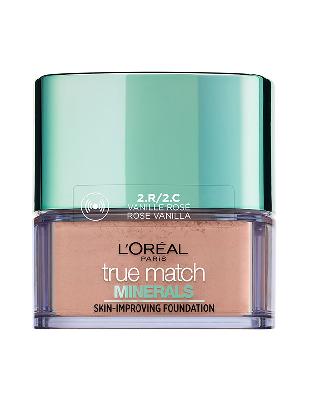 Fond de Ten Mineral True Match Minerals 3600523367252