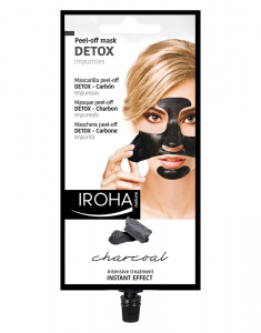 Black Peel-off Mask Charcoal-Detox 8436036431839