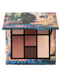 Paleta Farduri Natural Browns 5201641749944