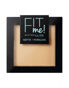 Fit Me Matte+Poreless Pudra Compacta 3600531384210