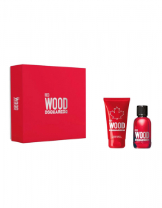 Set Dsquared2 Red Wood Femme Eau De Toilette 8011003860791