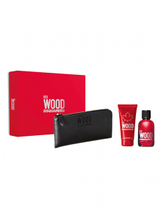 Set Dsquared2 Red Wood Femme Eau De Toilette 8011003860630
