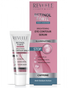 Retinol Forte Brightening Eye Contour Serum 5060565100466