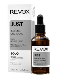 REVOX Just 100% Argan Oil
