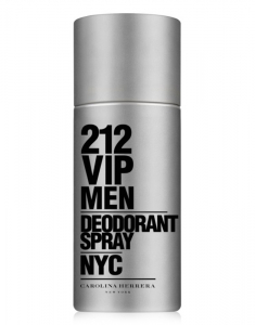 212 Vip Men Deodorant Spray 8411061805794
