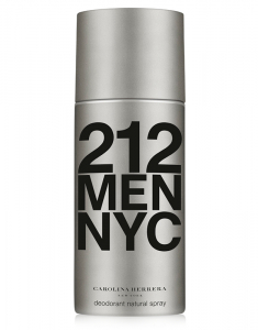 212 Men Deodorant Spray 8411061906804
