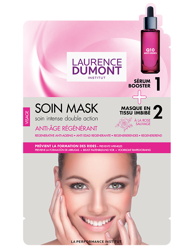 Laurence Dumont Soin Mask Regenerating Anti-Age 3450270016763